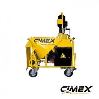 Машина за мазилка CIMEX MP-20