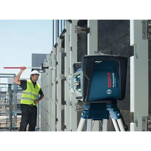 Ротационен лазер Bosch GRL 500 HV