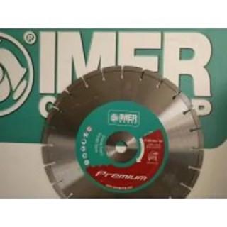 Диамантен диск IMER Ø 450 мокро; за асфалт,пресен бетон (сегмент)