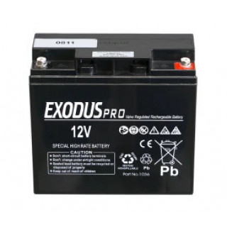 Батерия за стартови устройства Lemania Exodus 18Ah