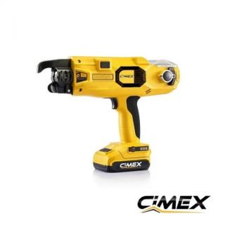 Машина за връзване на арматура акумулаторна CIMEX RT1224
