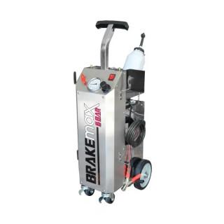 Машина за източване на спирачна течност и автоматично обезвъздушаване - 12V/6BAR