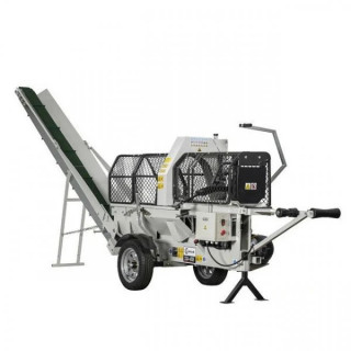 Машина за рязане и цепене на дърва LUMAG SSA 400E