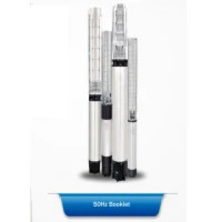Трифазна сондажна помпа Shakti QF 6-21 (2,2 KW, 135м, 6.7 m3/h, в комплект с пусково табло)