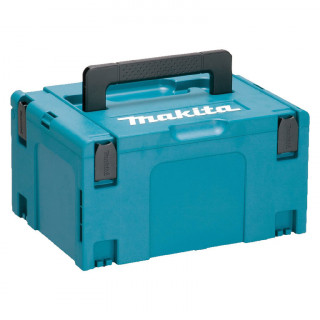 Куфар Makita за инструменти пластмасов 395х295х210 мм, син