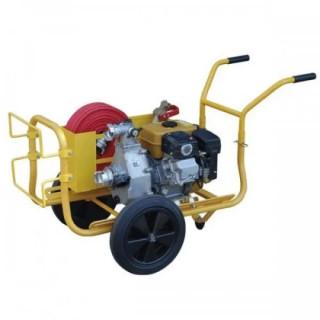 Моторна помпа с високо налягане за чиста вода Worms JET 70 EX Incendiu