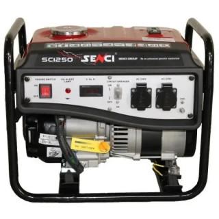 Бензинов генератор SENCI SC-1250