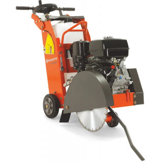 Фугорезачка бензинова, Husqvarna Construction FS 305  4.2 kW, 5.63 к.с., диск ф 350 мм, 25 л, 125 мм