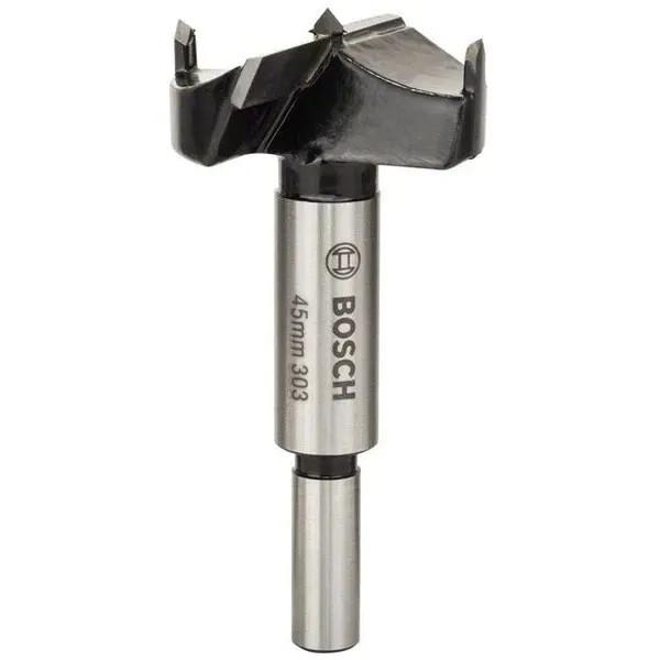 Свредло челен фрезер - твърдосплавно на Bosch 45.0 mm