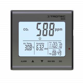 Устройство за мониторинг на качеството на въздуха BZ25 CO2 Trotec