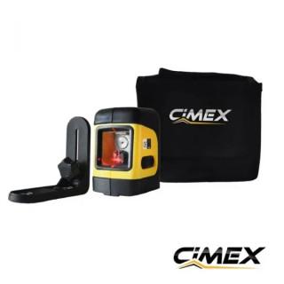Лазерен нивелир с кръстосани линии CIMEX SL10 BASIC