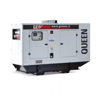 Дизелов трифазен генератор Genmac Queen G130IS Generator 134 KVA