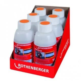 Почистващ препарат за радиатори ROTHENBERGER - 6 броя