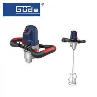 Електрически миксер за строителни разтвори GÜDE GRW 1800 / 1,8kW