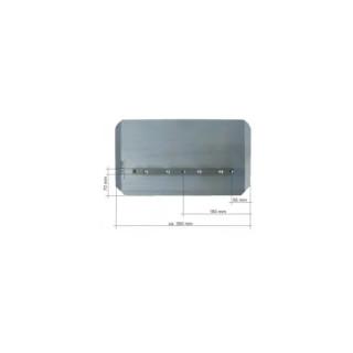Перка за пердашка комплект 2мм Belle Pro 900, 900 мм