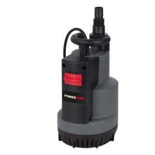 Потопяема помпа с поплавък POWER PLUS POWEW67920 / 750 W