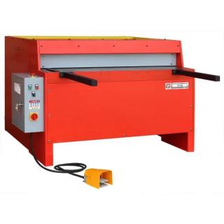 Електрическа машина за рязане на ламарина TBS1250E3 / 400V