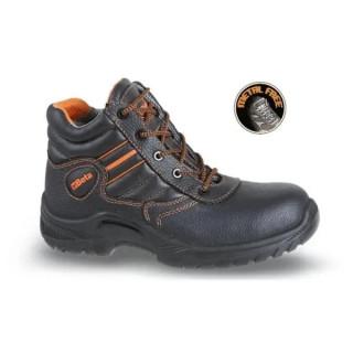 Високи водоустойчиви работни обувки от естествена кожа, 7201BKK - 40 размер, Beta Tools