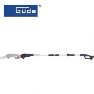 Телескопична резачка за клони AST 18-201-05 / GÜDE 58594 / акумулаторен