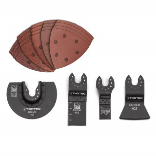 Комплект аксесоари за многофункционален инструмент (универсални) Trotec PMTS-Set 1 Universal