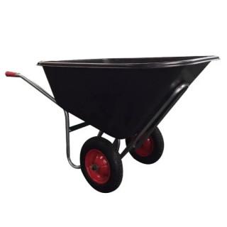Градинска количка 160 л с 2 колела