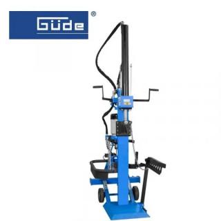 Цепачка за дърва GHS 1000/13TEZ 14 Т, 400 V GÜDE