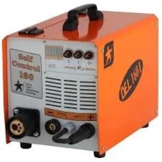 Инверторно телoподаващо АИГ DEL 160 Self Control + електрожен / 160 A 1кг