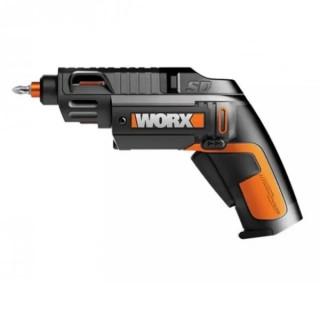 Акумулаторна отвертка Worx WX254.4 / 4 V max Li-Ion / 1.5mAh