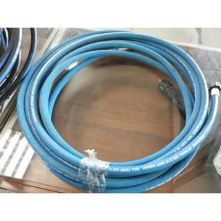 Маркуч за пароструйки и водоструйки-син l=10000mm, TIG TAG