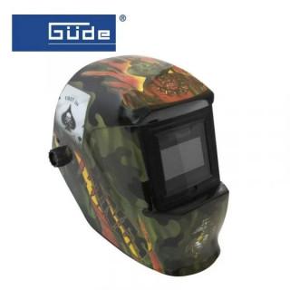 Предпазна соларна маска за заваряване - автоматична GÜDE