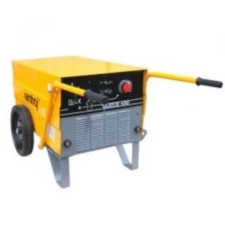 Заваръчен апарат за заваряване с покрит (облечен) електрод Varstroj Varus 450