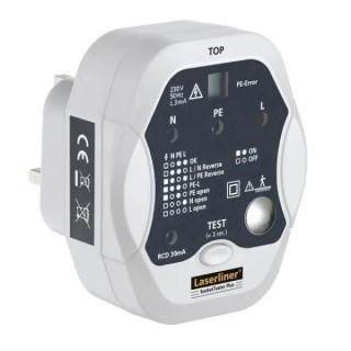 Тестер за електрически инсталации LiveTester Plus Laserliner