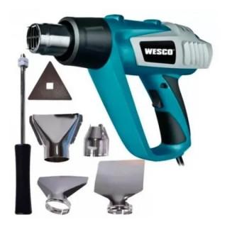 Пистолет за горещ въздух WESCO WS 6427 / 2000 W 3 степени/