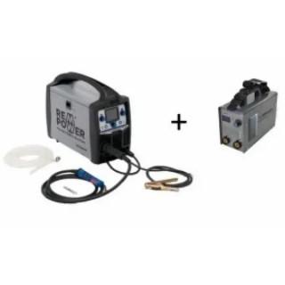 Електрожен инверторен MMA и MIG с телоподаващо у-во Rheinland Elektro Maschinen WMEm 220Di  + електрожен инверторен WMEm 150