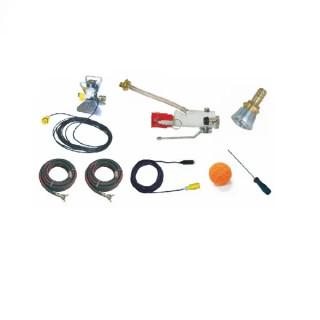 Imer инжекционен комплект за Step 120  (230V / 400V)
