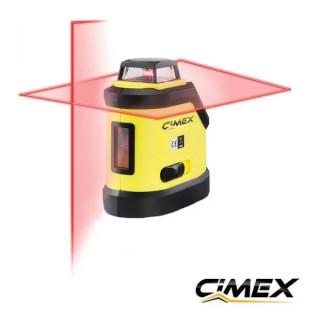 Лазерен нивелир 360 градуса CIMEX SL1V4H