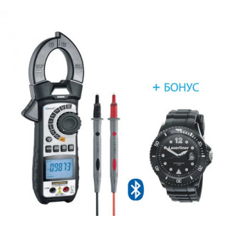 Амперклещи ClampMeter XP+БОНУС часовник