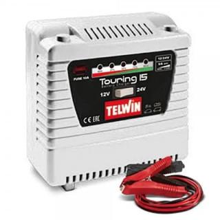 Зарядно устройство Telwin Touring 15 12-24 V