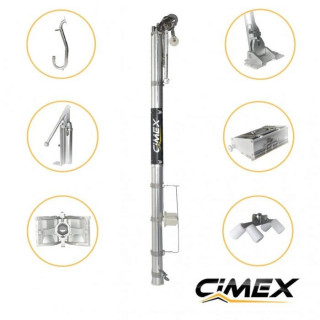 Система за фугиране и шпакловане CIMEX DT-135-SYS