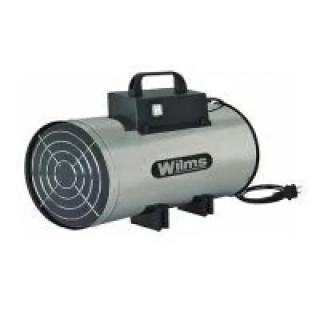 Газов калорифер Wilms GH 12 Inox