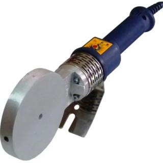 Заваръчен апарат с термостат с кръгъл накрайник POLYS P-4а / 1200 W , Ø 125 mm