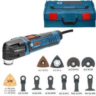 Мултифункционален инструмент Bosch GOP 30-28 set  L-BOXX