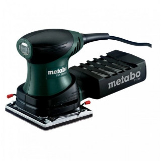 Виброшлайф Metabo FSR 200 Intec в куфар