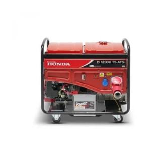 Бензинов генератор Kohler B 12000TS ATS /12 kVa с Honda мотор/
