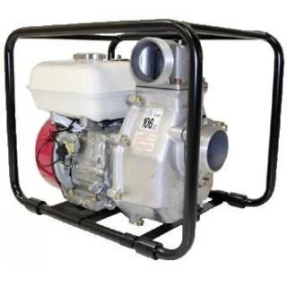 Моторна бензинова помпа TE4-80HA с датчик за масло