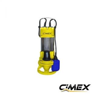 Дренажна помпа с поплавък и вихров импелер CIMEX SSP2-14.24