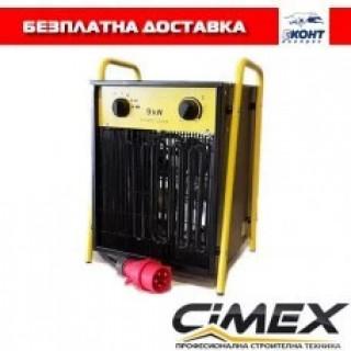 Електрически калорифер Cimex EL9.0 9kW