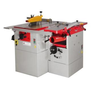 Комбинирана 5 операционна машина за дървообработване Holzmann K5 260 L 230V